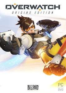 Overwatch £16.50 via Taiwan Battlenet (Downloads and plays in english)