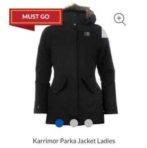 Karrimor Parka Jacket £38 + £4.99 delivery @ Sports Direct