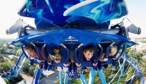 Seaworld Busch Gardens & Aquattica (Orlando) tickets £99 per adult £94 per child