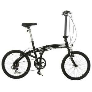 Dunlop 20inch folding bike £84.99 + £4.99 P&P @ Field & Trek