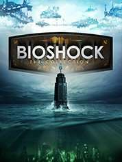 BioShock: The Collection PC Steam All 3 Games + All DLC £10.57 @GMG (as low as £9.84 with cashback)