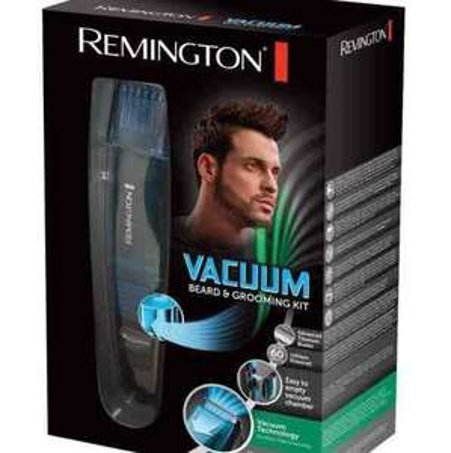 Remington MB6550 Vacuum Beard and Grooming Kit - Black/Sky Blue £27.82 @ Amazon (Lightning Deal) Expired