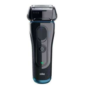 Braun Series 5 5040 Men's Electric Foil Shaver Wet and Dry Rechargeable and Cordless Razor £59.99 @ Amazon