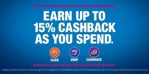 Halifax 10% cashback until 26 Feb @ Co-op
