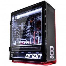 OrionX Dual PC Extreme Overclocked PC - Intel Core i7 6950X & Intel Core i7 7700K (quick while stock lasts) £23999.99 @ OCUK