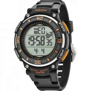 Timberland Men's Cadion Digital Silicone Strap Watch. Argos - £29.99 (free C&C)