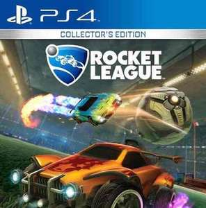Rocket League Collector's Edition PS4 £14.99 (Prime) @ Amazon