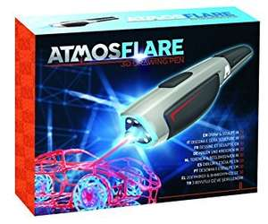 Atmosflare 3D Drawing Pen (freehand 3D printer) at The Works £13.50 delivered to store