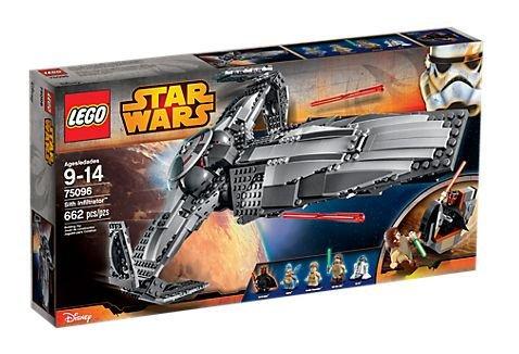 Lego Star Wars 75096 Darth Maul Sith Infiltrator 50% off = £46.44 (inc £3.95 del, free del over £50) @ LEGO
