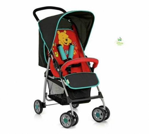 Disney Baby Winnie the Pooh Sport Stroller Pushchair - Black - £34.99 @ Argos