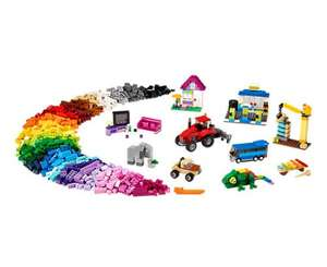 Lego 10697 large creative box half price £24.99 + £3.95 Delivery (£28.94) @ Lego shop