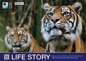 Free BBC Life Story Poster delivered @ The Open University