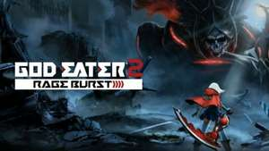 God Eater 2: Rage Burst (PC Steam) £14.99 @gamesplanet.com