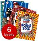 Where's Wally? The Solid Gold Collection 6 Books at The Book People £6.99