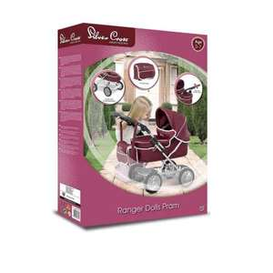 silver cross dolls pram with free delivery £20 @ Amazon