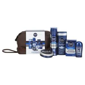 Nivea Men Prepared Gift Pack £7.50 was £30 @ Tesco instore only