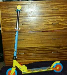 The Works instore (Camborne) - Kid's Scooter - £6