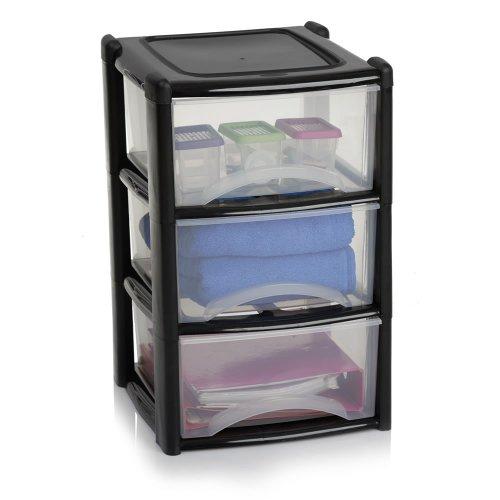 Storage Unit 3 Drawer - was £12 now £8 @ Wilko (C&C)