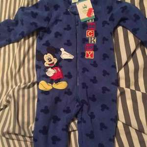 Mickey Mouse baby grow £3 instore @ Peacocks