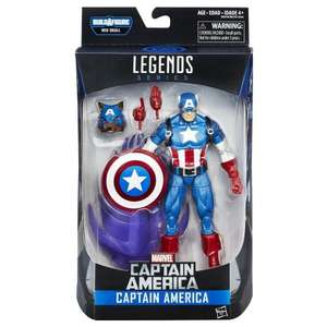 Marvel legends captain America wave £6 In asda instore