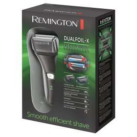Remington Dualfoil - x shaver £20.00 from £59.99 at Rowlands Pharmacy (+ £2.95 Del)