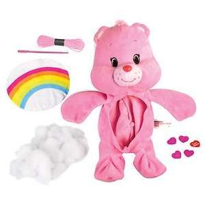 Build Your Own Care Bear Soft Toy (was £15) Now £7.50 at The Entertainer