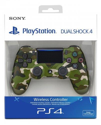 PS4 Dual Shock 4 Controller Camo Green V2 @ Shopto £44.86