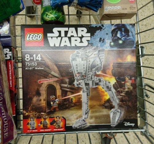 Lego Star Wars AT-ST 75153 £26.59 Tesco instore