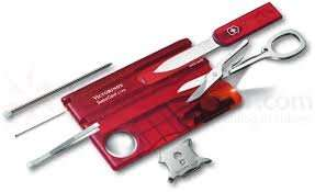 Victorinox SwissCard Quattro Multi-Tool £6.50 @ Tesco (free C&C)/Amazon