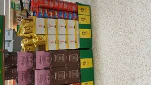 Toblerone tiny was £5 now £2 instore @ Morrisons