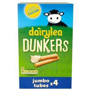 Dairylea Dunkers 4x47g Various Flavours £1 @ Morrisons were £2.24