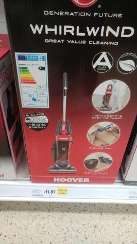 Hoover Whirlwind £11.87 @ Tesco (instore)