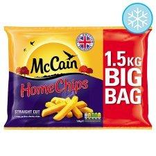 Mccain Home Chips 1.5Kg, 63p Tesco Metro instore