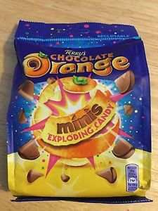 Terry's Chocolate Orange Minis Exploding Candy  (125g) Reduced to 50p In store @ Morrisons