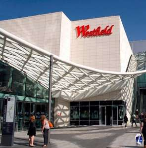 westfield shepherds bush all day parking 6 instead of. Black Bedroom Furniture Sets. Home Design Ideas