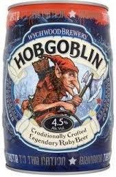 Hobgoblin 5l mini keg £10 @ Morrisons