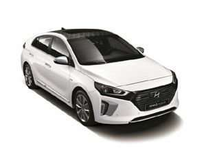 Hyundai Ioniq HatchbackSE - £3300 - 18-months lease deal £3292.80 @ Blue Chilli Cars