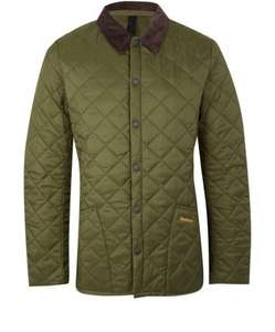 Barbour Liddesdale jacket large olive green £64.04 @ Country Attire