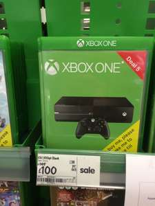 Xbox One 500gb £100, instore  Asda (Shipley)