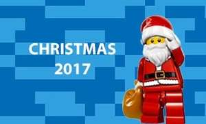 Legoland Christmas tickets £25pp