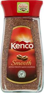 Kenco smooth coffee 200g size £3.50 @ Asda