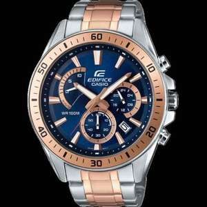 Casio Edifice EFR-552SG-2AVUEF £100 @ Amazon