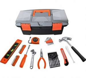 Challenge 42 Piece Toolkit with Box £5.99 & 3 Other Challenge Set's Further Reduced ~ Argos (Free C&C)