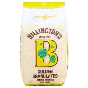 Billingtons Golden Granulated Sugar 45p @ Tesco Instore