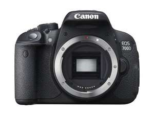 Canon 700D Body Only  - £309 @ Amazon