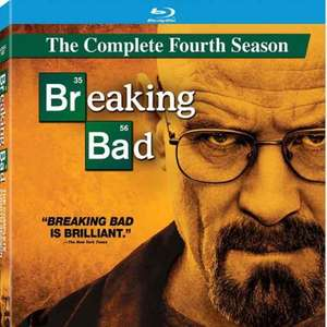 breaking bad season 4 also had season 5 part 1 on bluray £1 @ Poundland