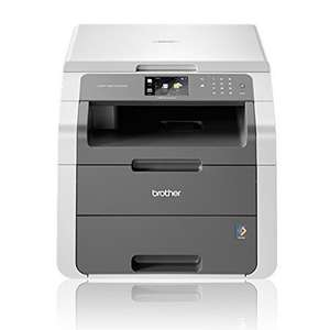 Brother DCP9015CDW Multifunction Colour Laser Printer, scanner and copier with Wifi and duplex £134.05 with free Next Day Delivery @ LeoOfficeSupplies