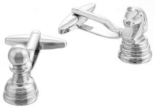 Chess cufflinks £7.50 from £15.00 at The Pen Shop + £1.50 postage @ Pen shop