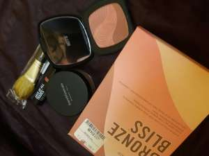 Bare Minerals Bronze Bliss Set £14.99 & Beyond Flawless set £29.99 in-store Tk maxx Newcastle (full size products)