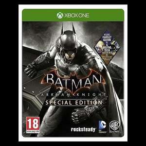 Batman Arkham Knight Xbox One: Special Edition Steelbook + DLC £16 @ Tesco Direct